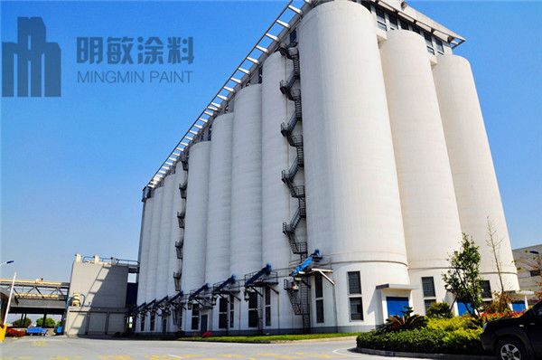 杭州市粮食收储有限公司-明敏案例