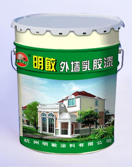 纯丙外墙乳胶漆