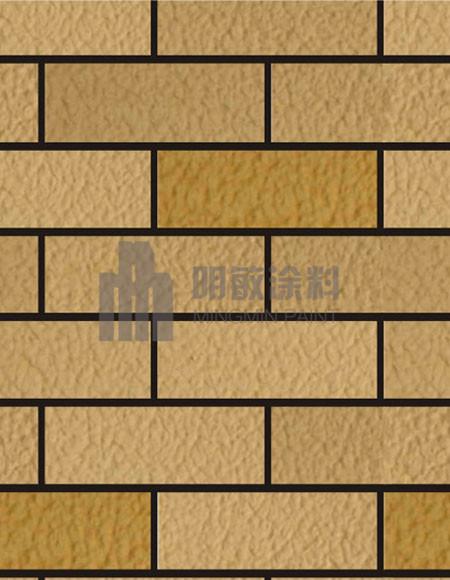 仿砖仿石涂料MM-015
